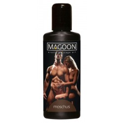 OLIO PER MASSAGGI MAGOON 50 ml fraganza Muschio