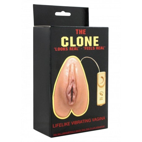 Masturbatore Vibrating Vagina The Clone Vibrante