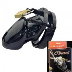Gabbia Cintura Di Castita CB-6000S